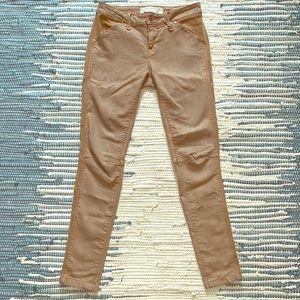 Marc by Marc Jacobs khaki skinny jeans size 27